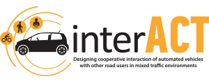 interACT project Logo